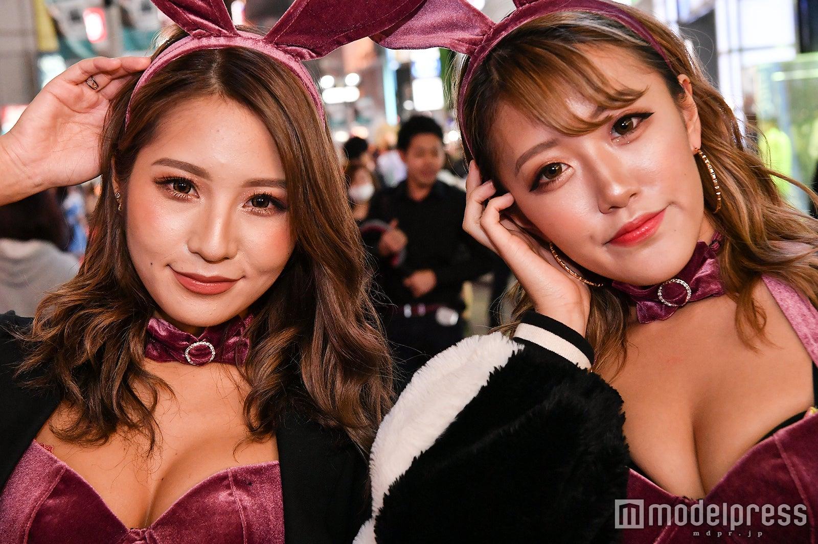 <露出度高め>過激ハロウィンコスで渋谷熱狂【2019スナップ】
